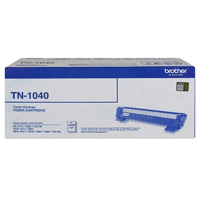 BROTHER TN-1040 Siyah Toner