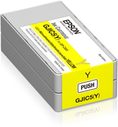 Epson GP-C831 KARTUŞ YELLOW 32,5 ml
