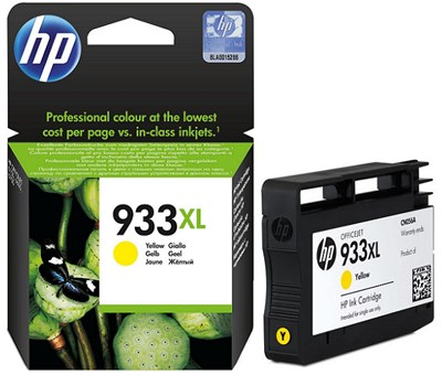 HP 933XL Sarı (Yellow) Kartuş