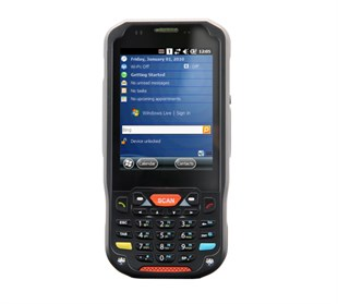 Pointmobile PM60 1D Windows CE El Terminali